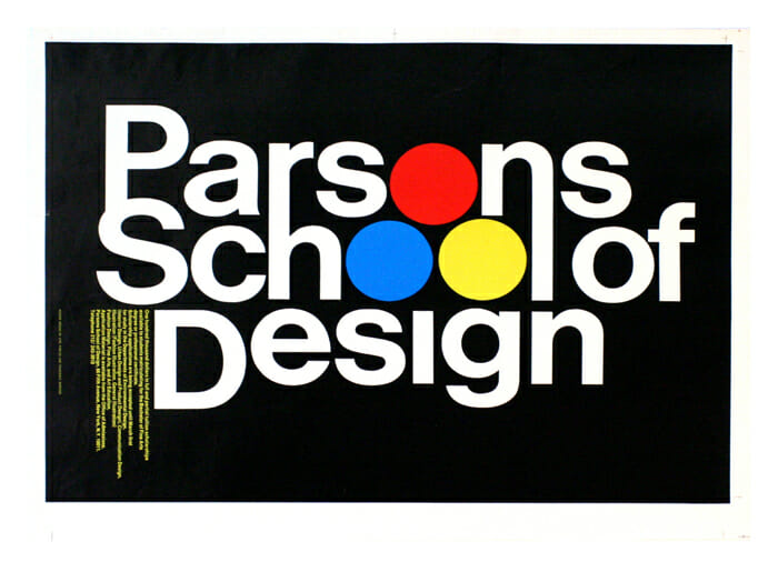 Parsons-School-of-Design-Graphic-Design