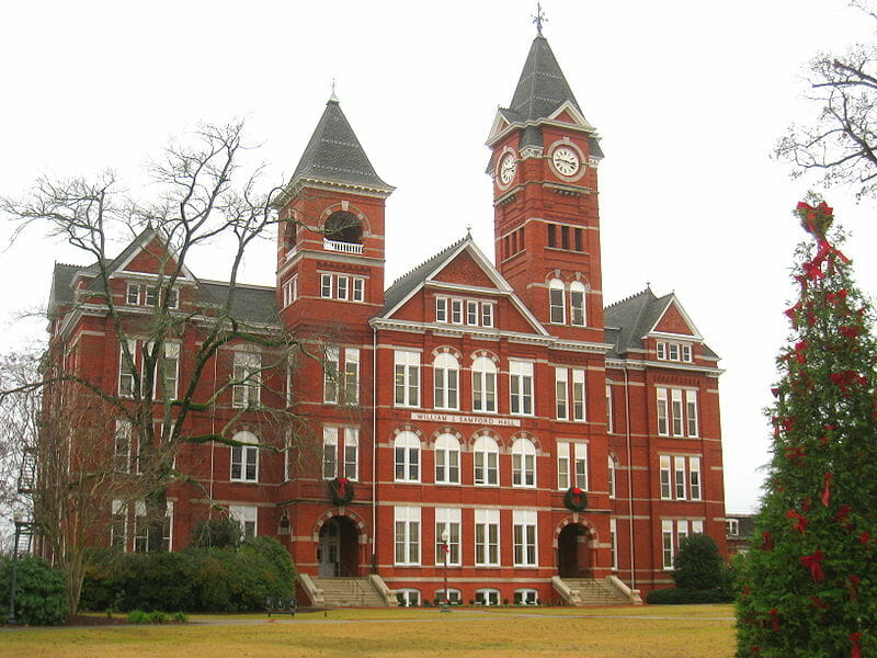 9-Auburn-University
