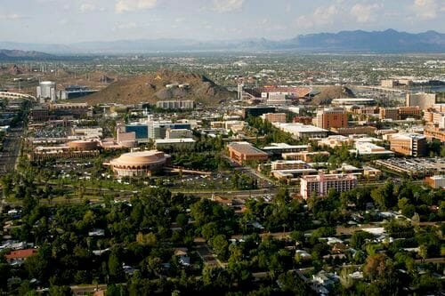 Arizona State University - Top 20 Affordable Online Web Development Degree Programs