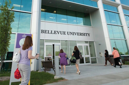 Bellevue University - Top 20 Affordable Online Web Development Degree Programs
