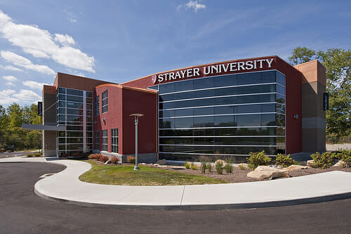 Strayer University - Top 20 Affordable Online Web Development Degree Programs