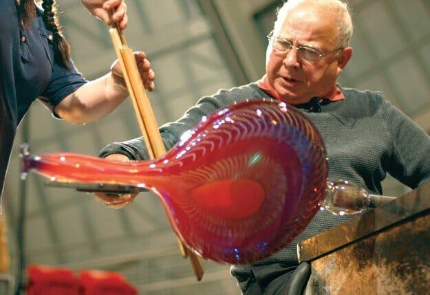 Lino-Tagliapietra-glass-artist