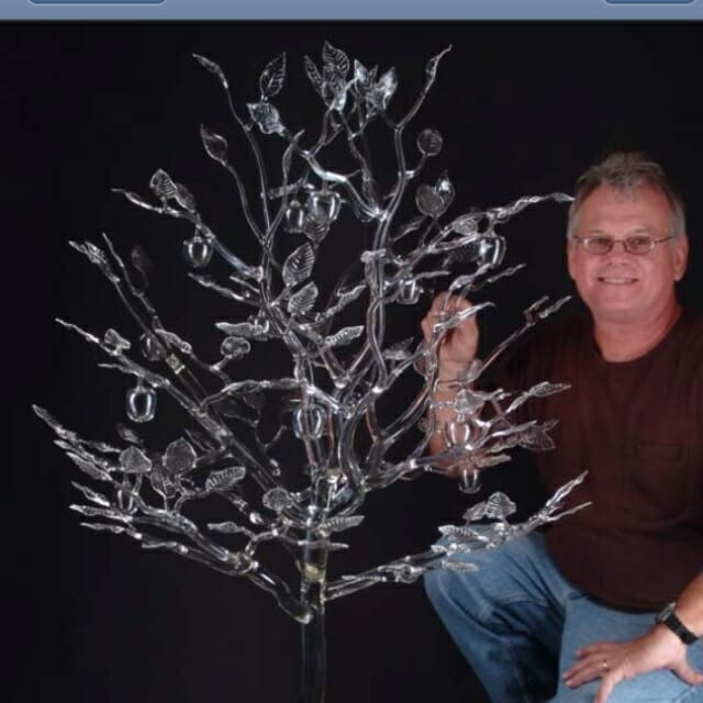 Robert-Mickelson-glass-artist