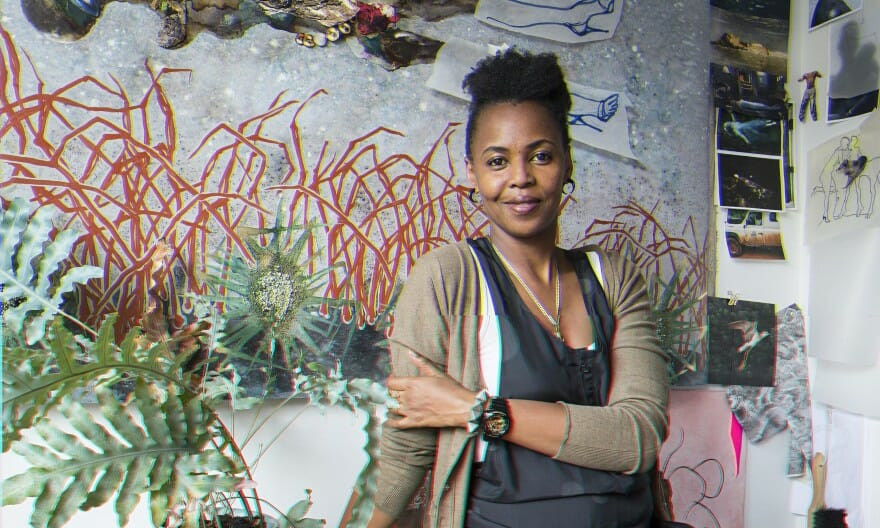 Wangechi-Mutu-influential-women-artists-alive