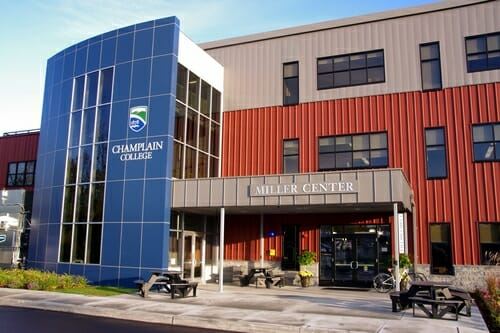 Champlain College - Online Graphic Design Degree Programs