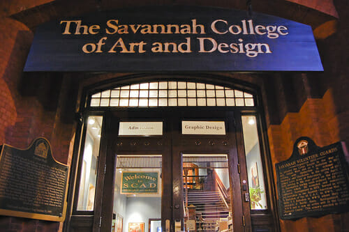 Savannah College - Online Graphic Design Degree Programs