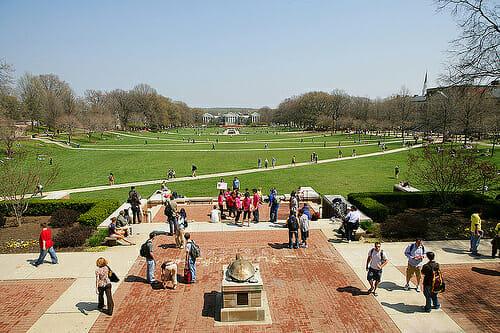 University of Maryland - Online Graphic Design Degree Programs