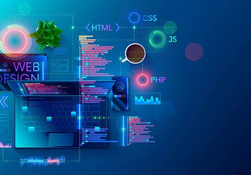 graphic design vs computer science