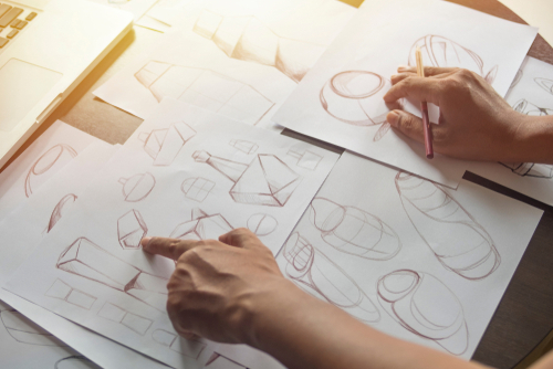 Can I Become an Industrial Designer with a Graphic Design Degree?