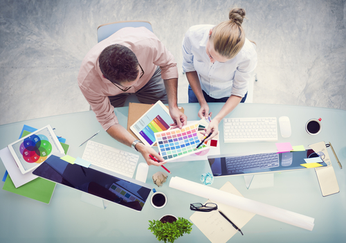 How Can I Become a Creative Director at a Graphic Design Firm?