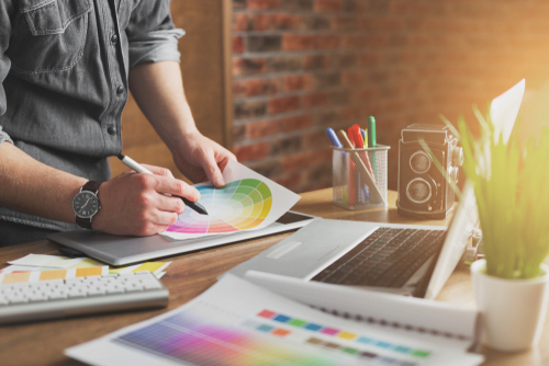 graphic design promo