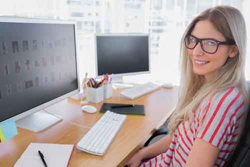 graphic designer promotion